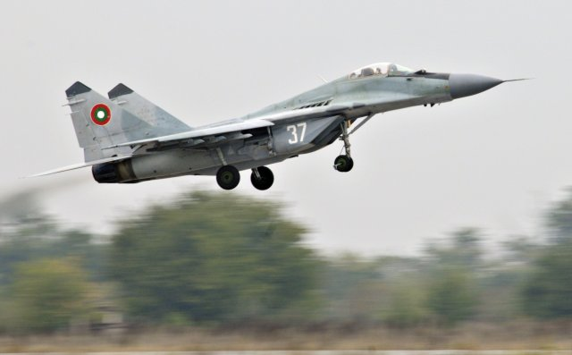 Bulgarian Defence Council approves fighter jets acquisition project 640 001