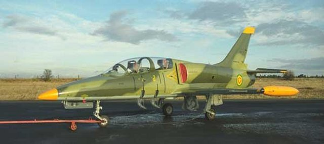 FL provide spart parts to the Ethiopian Air Force 640 001