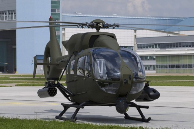 Germany reportedly approved sale of 23 Airbus H145 helicopters to Saudi Arabia 640 001