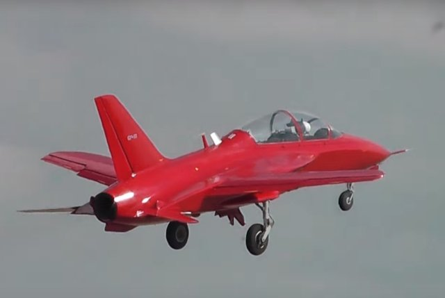 SR 10 trainer aircraft started undergoing flight tests with Russian Air Force 640 002