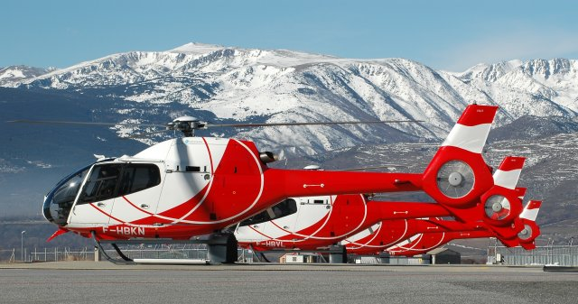 DCI enhances training capabilities through refurbished facilities and new helicopters 640 001