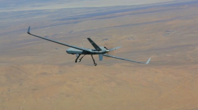 GA Type Certifiable Predator B RPAS made its maiden fligh 640 001