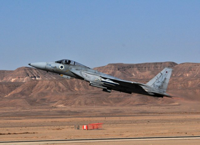 Israel and French air forces complete first ever joint drill 640 001