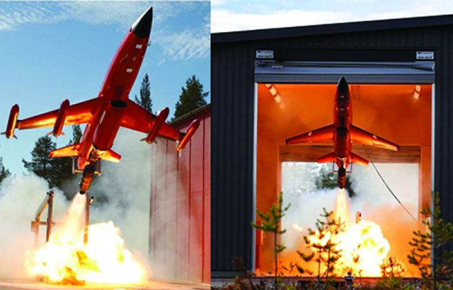 Kratos wins a 18 mn contract from foreign customer for BQM 167i aerial target drones 640 001