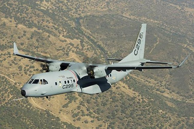Bangladesh joins Airbus C295W medium airlifter operators family 640 001