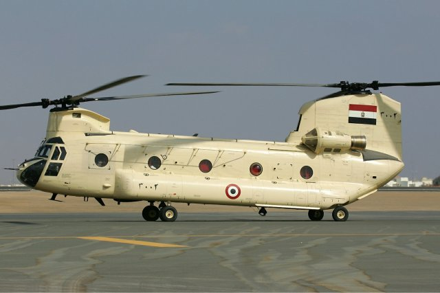 Egypt orders Common Missile Warning Systems for its fleet of military choppers 640 001