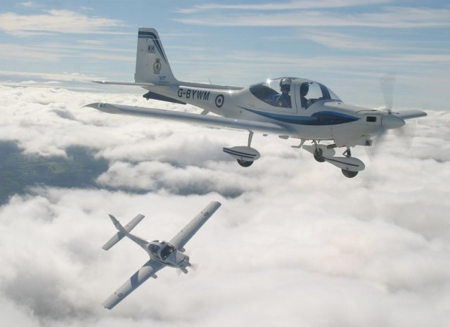 Finnish Air Force purchases 28 used Grob G115E training aircraft from Babcock International 640 001