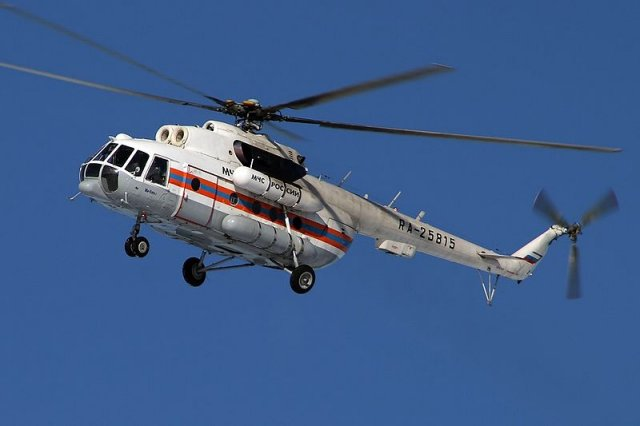 Russian Emergencies Ministry orders three more Mi 8MTV 1 multirole helicopter 640 001