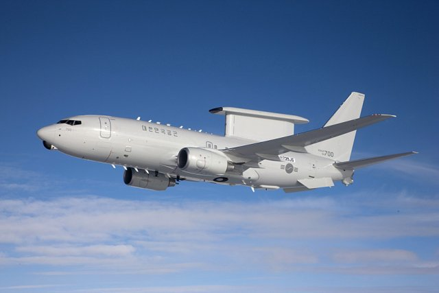 South Korea plans to purchase two more E 737 Peace Eye AEWC aicraft 640 001