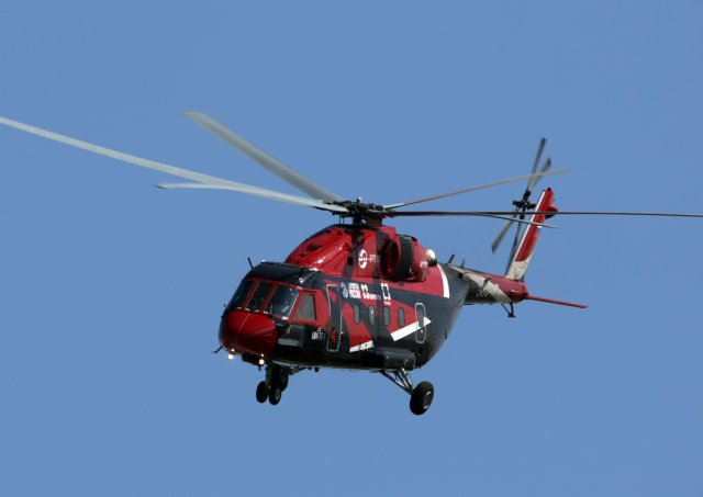 Russian Helicopters Mi 38 rotorcraft starts Russian MoD certification tests 640 001