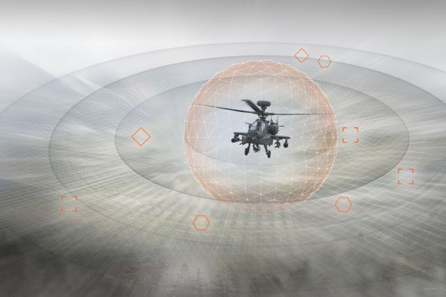 BAE Systems unveils 3DAWS threat management system 640 001