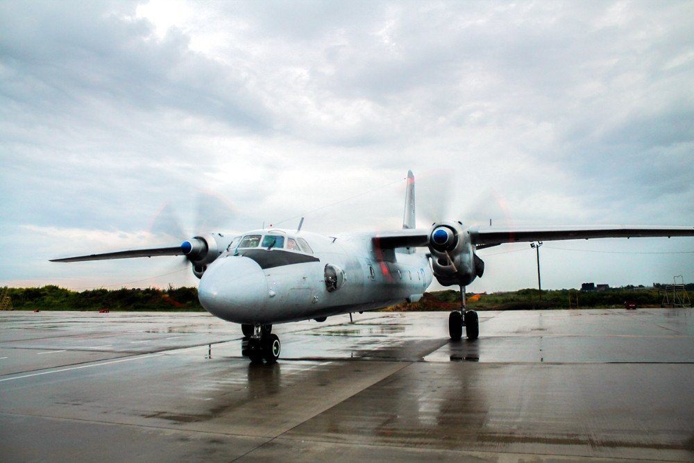 Russia donates two n 26 aircraft to Kyrgyzstan Armed Forces 640