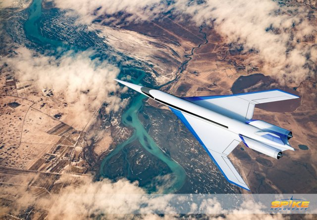 Spike to bid on NASA QueSST supersonic ircraft demonstrator 640 001