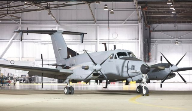 Northrop lands 750mn order for US Army fixed wing fleet support 640 001