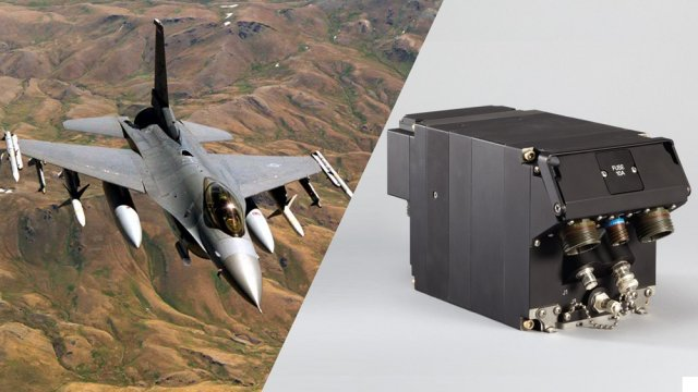 U Air Force F 16s to be fitted with Rockwell Collins next generation airborne radio 640 001