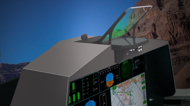 BAE Systems to provide LiteHUD head up displays for Txtron s Scorpion multirole jet 640 001