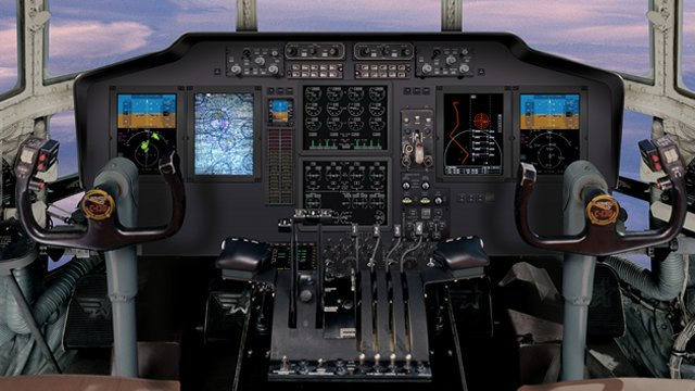 Rockwell Collins to upgrade Pakistan Air Force C 130 Hercules ilitary airlifters 640 001