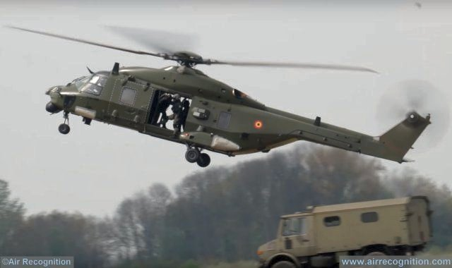 Belgian Government oks BAF plan to deploy NH90s to Mali in 2018 640 001