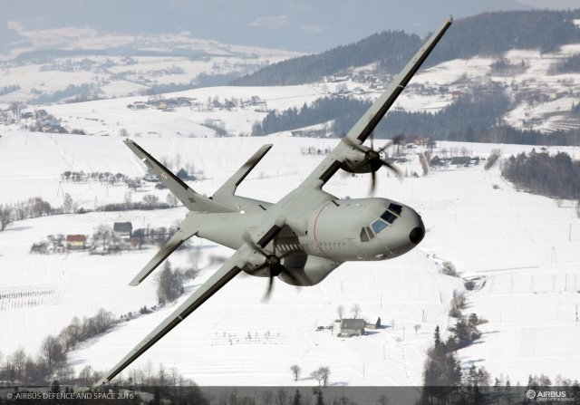 Polish Air Force inducts new CAE C295 Full Flight Simulator 640 001