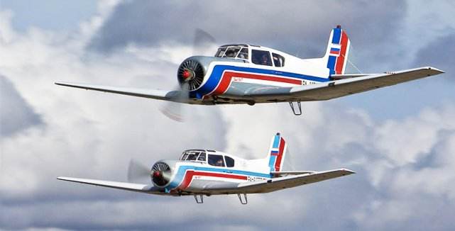 Russia DOSAAF to get another five upgraded Yak 18T aircraft 640 001
