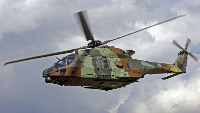 Spanish MoD signs for more NH90 H215 and Tiger HAD E helicopters 640 001
