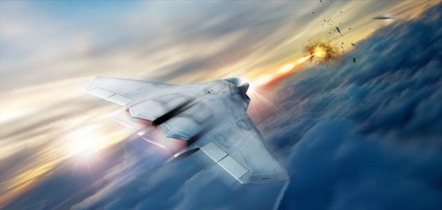 USAF Lab selects Lockheed for Airborne High Energy Developmen 640 001