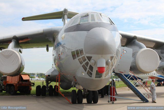 Russia wants upto 200 Il 76 MD 90A 001