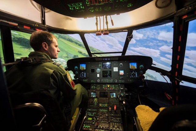 UK oD announces 119 mn investment in ew helicopter simulation center 640 001