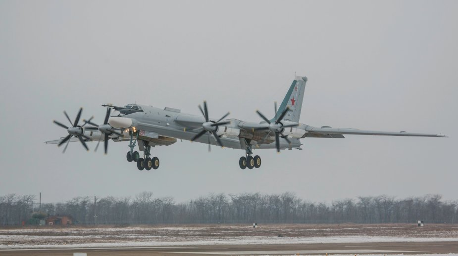 Another Tu 95MS bomber delivered to Russian Air Force 001