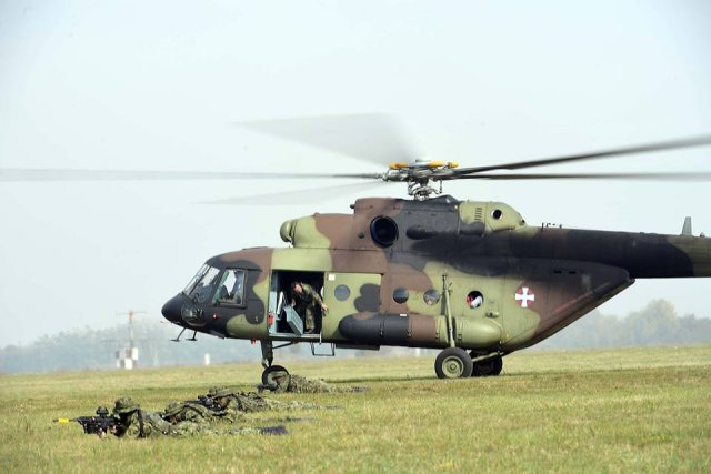 Serbia approves acquisition of six additional Mi 17 choppers 640 001
