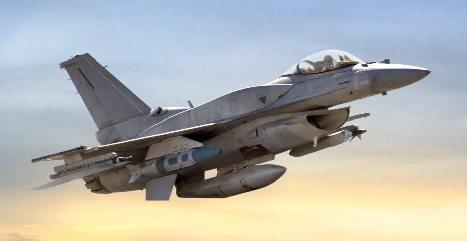 BAE Systems to provide UAE with new F 16 flight controls 001