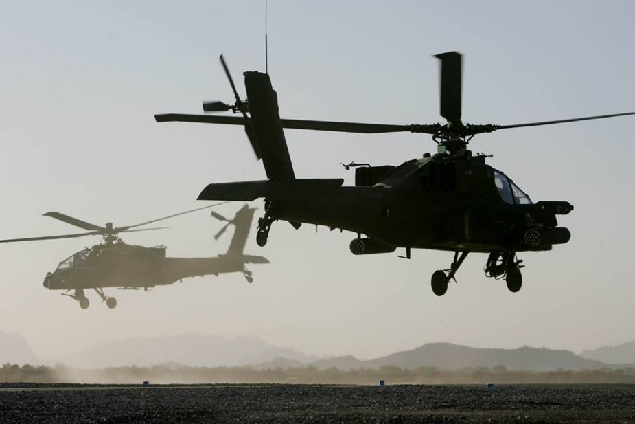 Boeing and RNAF sign contract for Apache and Chinook support 001