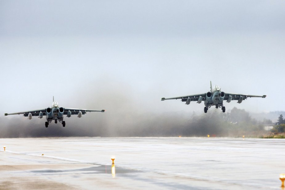 Russia pulled out 35 military aircraft from Syria 001