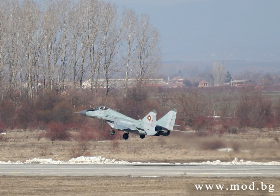 Bulgaria still seeking replacement for its aged MiG 29 fighter jets 001