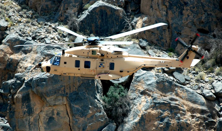 Qatar finally inks contract for 28 NH90 helicopters 001