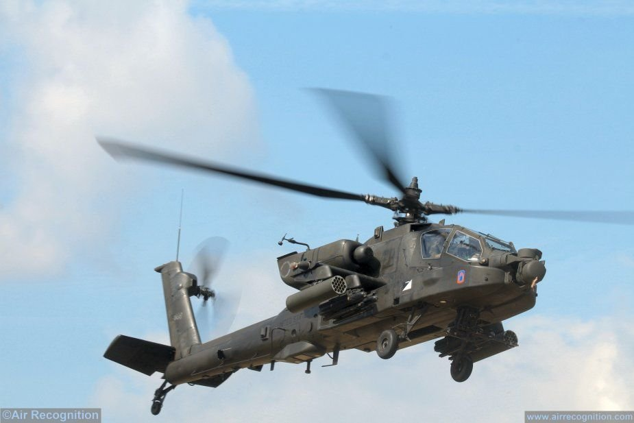 Dutch Defence Ministry confirms AH 64D upgrade program 001
