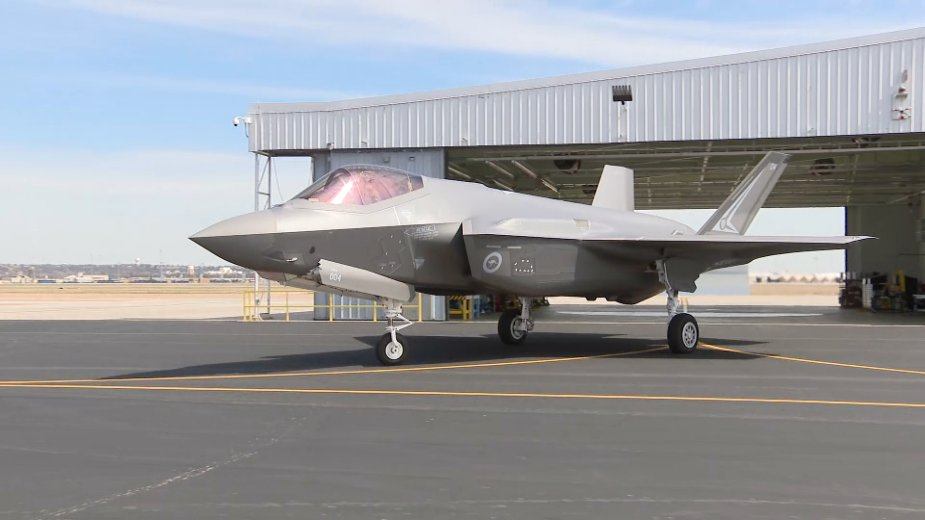 Australian F 35 fleet to receive Quickstep and Chemring countermeasures flares