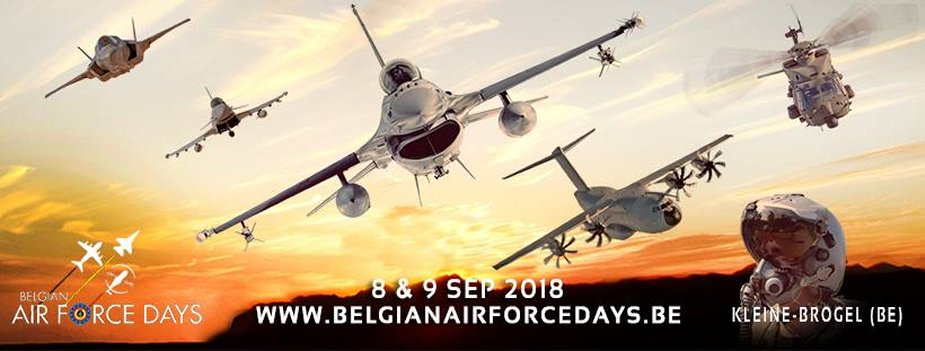 Belgian Air Force Days 2018 001