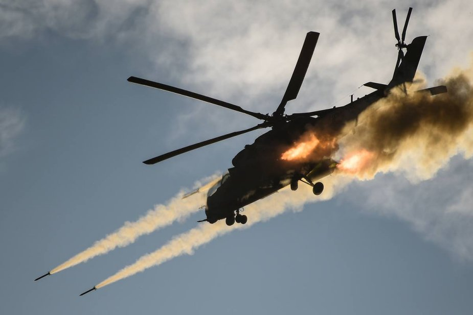 Russia eyes new combat and transport chopper for its airborne troops