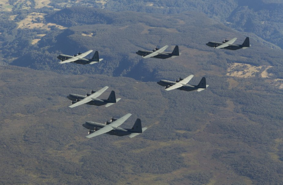 Airbus secures contract extension for RAAF C 130J fleet support 001