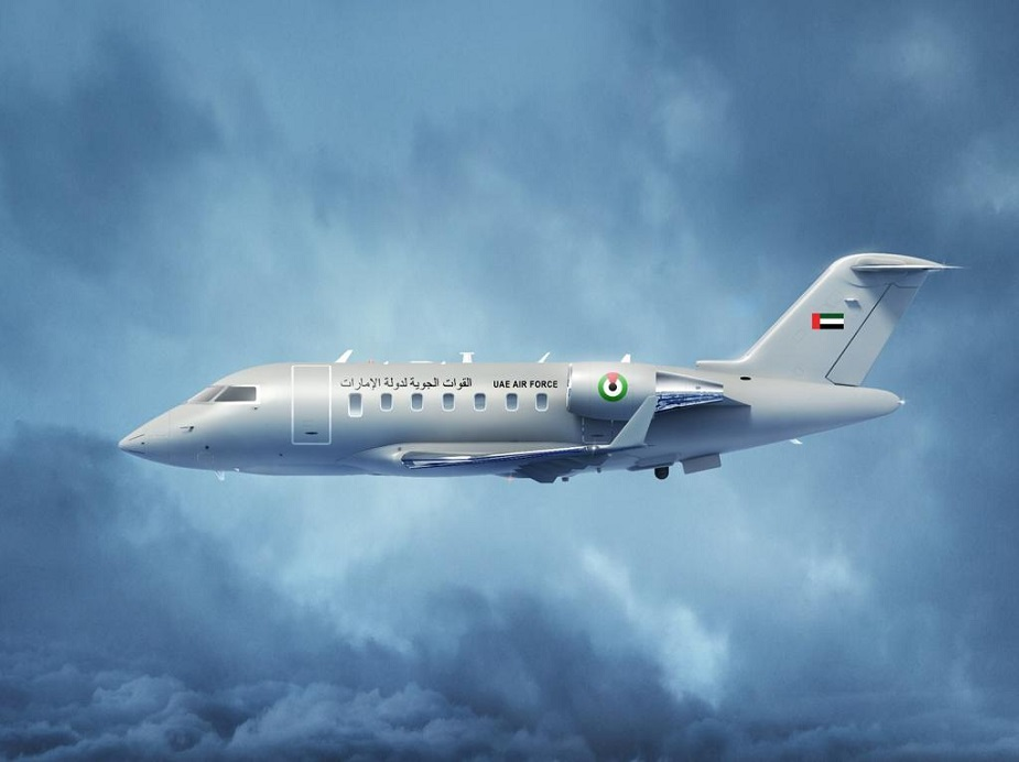 Aquila signs its first contract with the United Arab Emirates Air Force 2