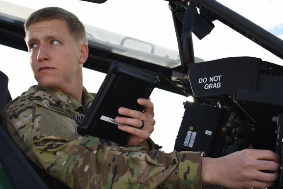 USA Electronic flight bag for the combat aviation brigade