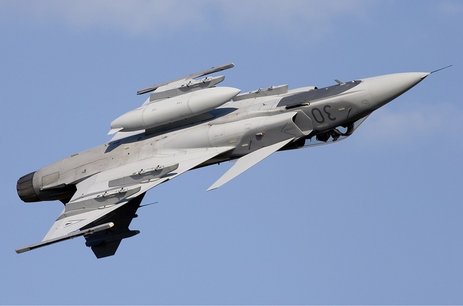 Hungary will lead 50th NATO Baltic Air Policing detachment