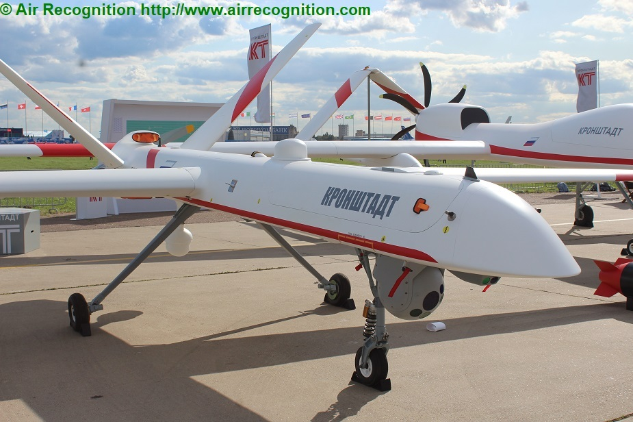 Russia continues creation of medium heavy drones part 1