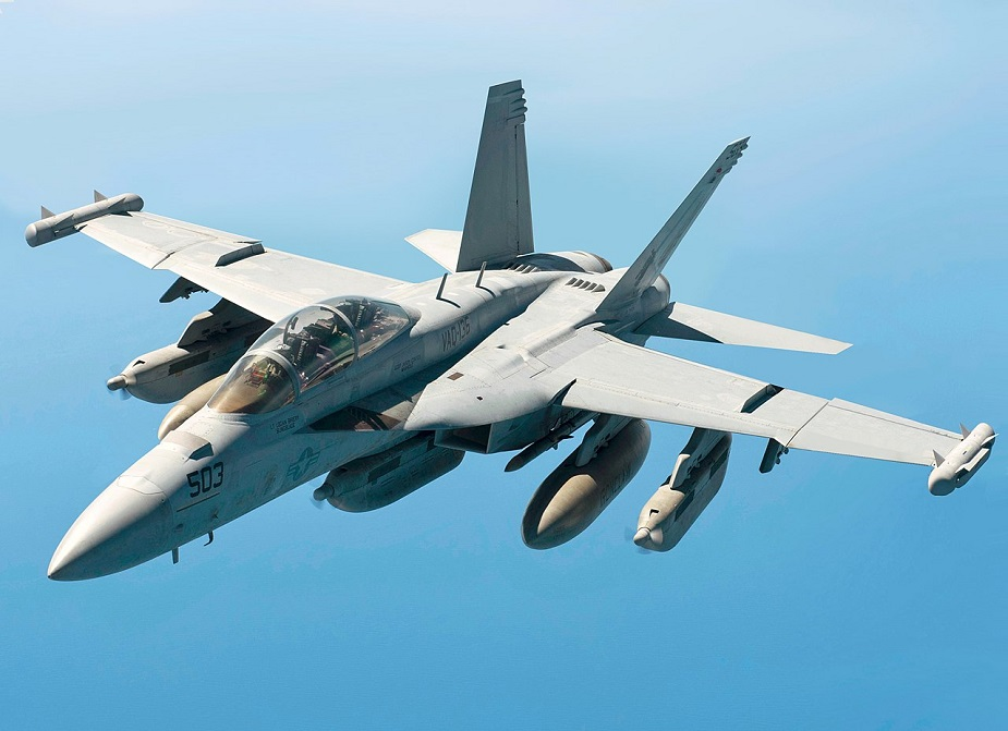 US Navy buys Three MQ 4 Tritons and upgrade jamming systems on EA 18G Growler aircraft 02