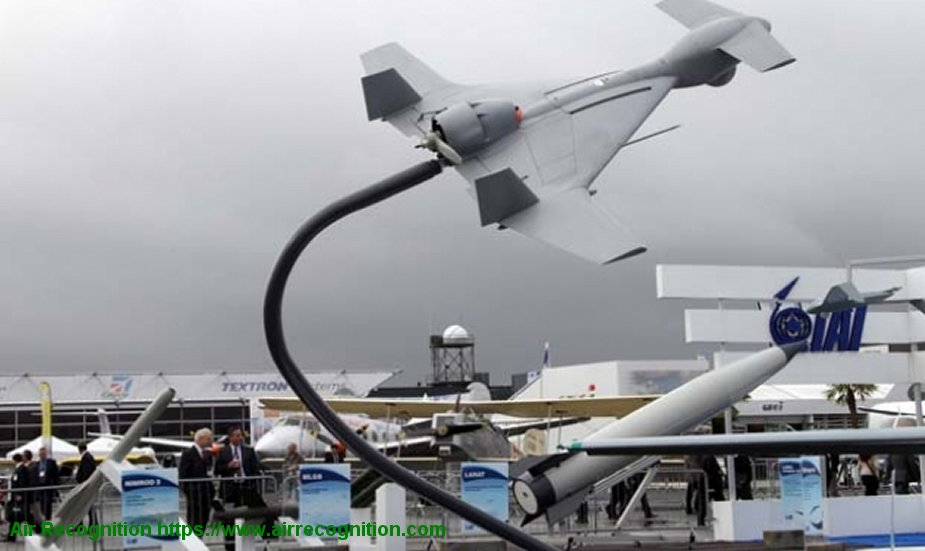 Indian Air Force to purchase 15 HAROP drones