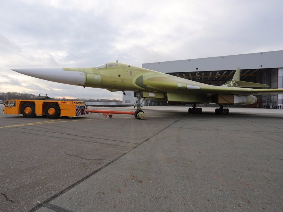 Russia to increase its Tu 160M2 fleet and to upgrade its Tu 160M 002
