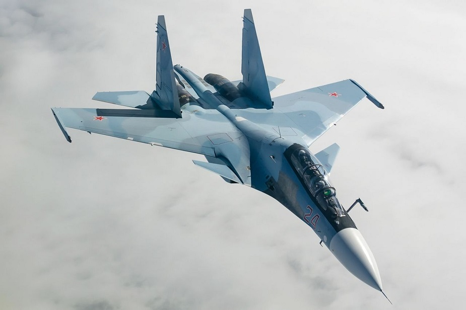Belarus plans to buy Su 30SM fighter jets from Russia