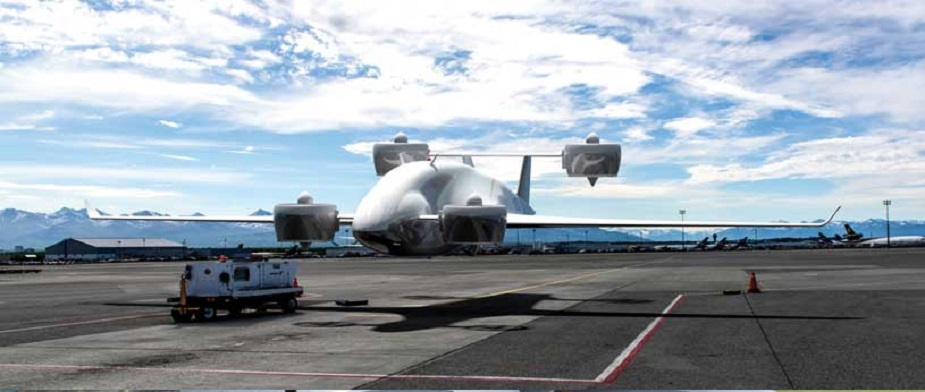 43M deal to trial Heavy lift UAS in Alaska