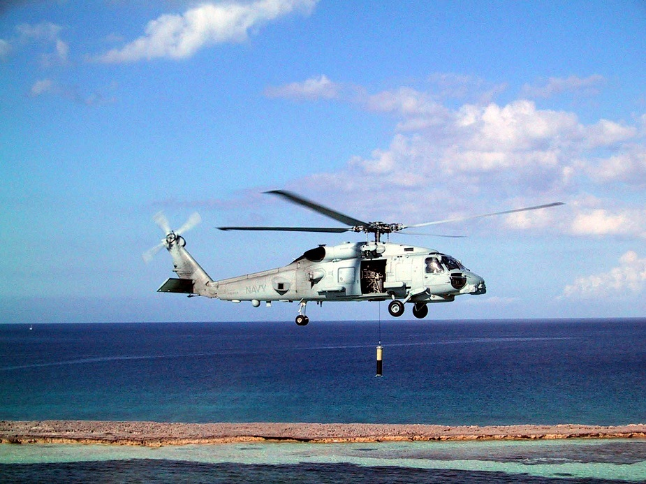 Indian Navy close to finalise 2 bn for MH60R Seahawk Multirole Naval Helicopter